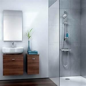 Kleine Räume Optisch Vergrößern : kleine badezimmer optisch vergr ern 7 tricks f rs minibad emero life ~ Buech-reservation.com Haus und Dekorationen