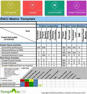 comfortable project raci template ideas resume ideas With raci chart template xls