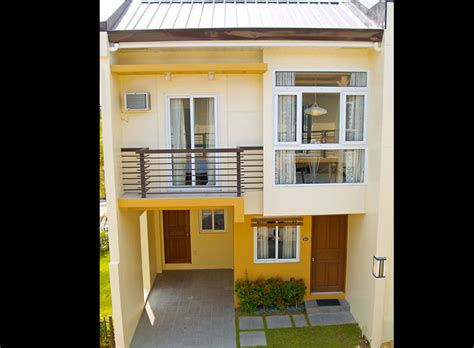 corporation  townhouse communities philippines house