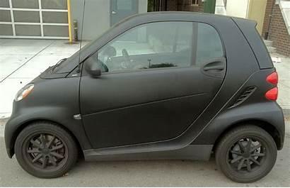 Smart Matte Wrap Wraps Vehicle Custom Customvehiclewraps