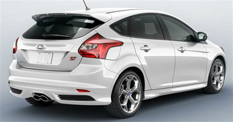 ford focus st leasing ford focus st car leasing deals focus st personal contract hire