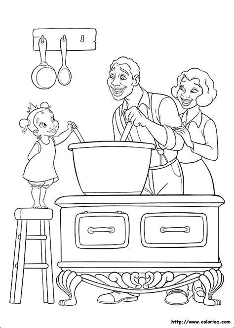 dessin pour cuisine coloriage coloriage de à la cuisine