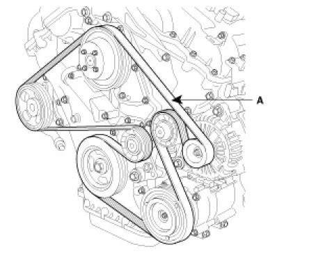 Looking For Serpintine Belt Diagram Kia Sorento