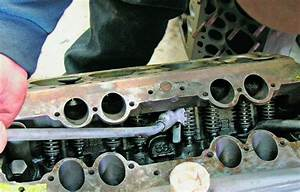 Ford Flathead  Valve Assembly Removal