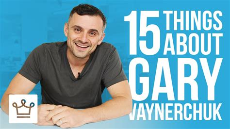 15 things you didn 39 t know about gary vaynerchuk sir