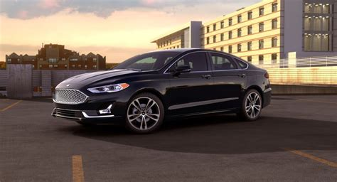 Black Ford Fusion by Exterior Color Options For The 2019 Ford Fusion Lineup