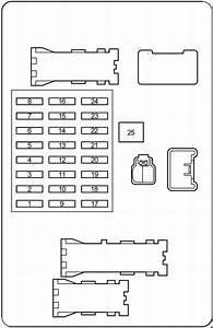 2003 Toyota 4runner Fuse Box Diagram  U2022 Wiring Diagram For Free