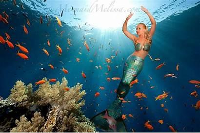 Mermaid Melissa Ocean Hire Professional Performer Coral