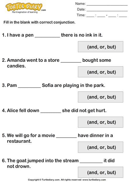 complete  sentence     worksheet turtle