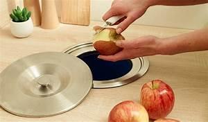 Poubelle De Plan De Travail : 9 astuces pour se faciliter la vie dans la cuisine ~ Melissatoandfro.com Idées de Décoration