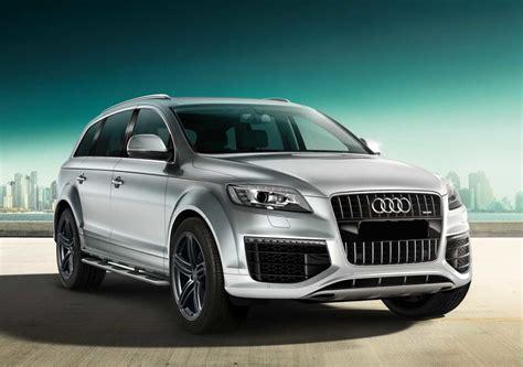 Audi Q7 2018 Redesign Image 27