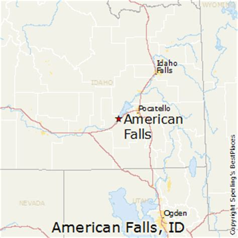 Best Places to Live in American Falls, Idaho