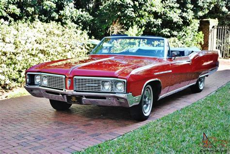 68 Buick Electra 225 by Really Beautiful 68 Buick Electra 225 Convertible As