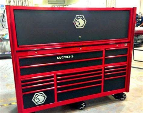 toolbox   day fire red toolbox   day