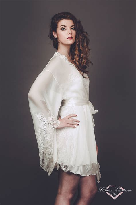 robe de chambre c et a dressing gown et nightdress set chateaubriant liliana