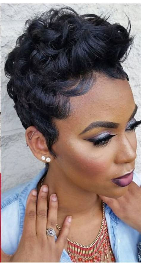 fall  winter hairstyles  black women