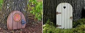 Gartendeko Selber Bauen : gartendeko selber machen eine gnom t r f r den baum ~ Yasmunasinghe.com Haus und Dekorationen