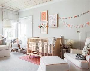 25 idees deco chambre bebe de style scandinave With chambre bébé design avec livraison de rose