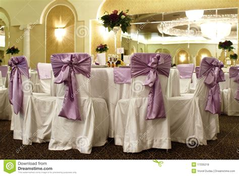 wedding table and chairs in a banquet ballroom royalty