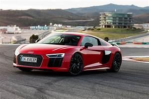 Audi R8 V10 Plus : everything you want 2017 audi r8 v10 and v10 plus review ~ Melissatoandfro.com Idées de Décoration