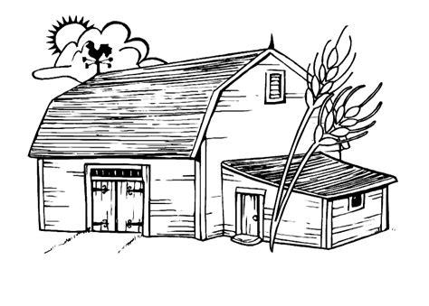 dessins de coloriage animaux de la ferme  imprimer