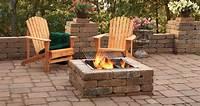 nice patio design ideas with fire pit Simple Backyard Fire Pit Ideas | Marceladick.com