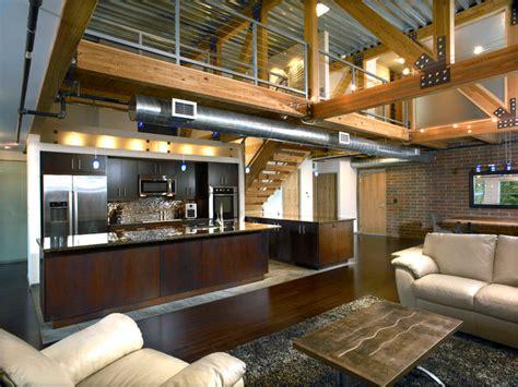 cuisine de loft hamilton loft industriel cuisine détroit par roger