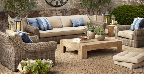 Restoration Hardware Patio Furniture