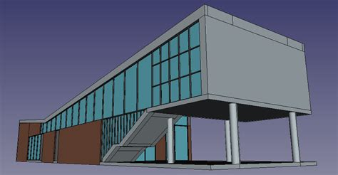 Freecad Architecture Tutorial  Yorik's Guestblog