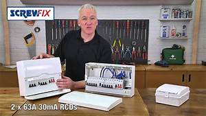 Screwfix - Bg Consumer Units