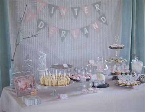 leightons st birthday winter  derland project nursery
