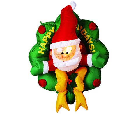 Inflatable Wreath Santa Christmas Lawn Yard Decoration. Christmas Decorations Ideas 2016. Christmas Decorations With Pallets. Christmas Lights For Sale Walmart. Christmas Decorations Model Houses. How To Decorate A Christmas Tree Beautifully. Contemporary Silver Christmas Decorations. Homemade Christmas Memorial Ornaments. Christmas Lights For Sale Ottawa