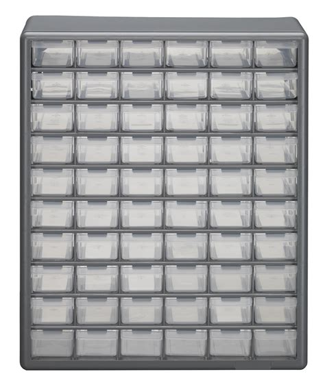 cabinet drawer parts stack on 60 drawer plastic parts cabinet with removable