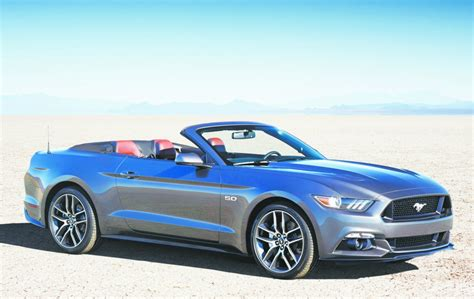 New 2015 Ford Mustang Is Here; Prices Start At ,600 For