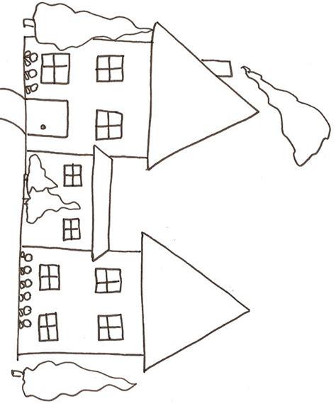 dessin maison a imprimer 31 dessins de coloriage maison 224 imprimer