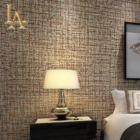 buy modern solid color flocking textured