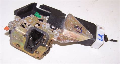 volvo v40 s40 00 01 02 03 rear left driver door lock actuator latch assembly ebay