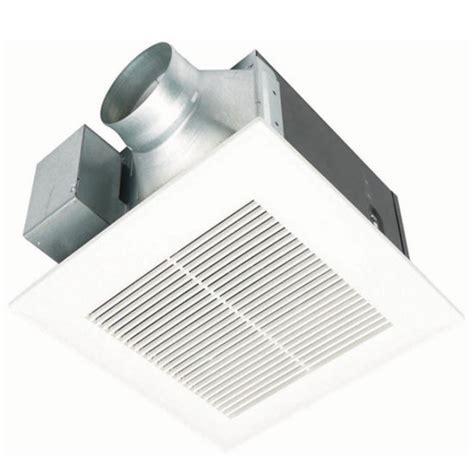 panasonic whisper wall bath fan bathroom fans vq3 series whisper ceiling mounted