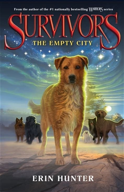 empty city survivors   erin hunter reviews discussion bookclubs lists