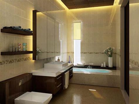 30 Beautiful Bathrooms Tiles Designs Ideas