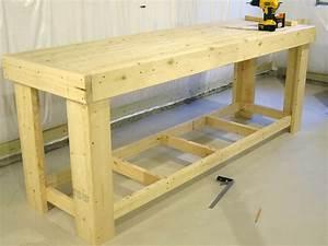 Free Workbench Plans Home Design Ideas