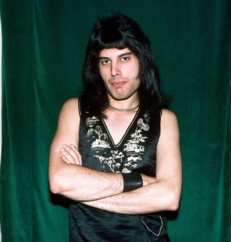 Freddie Mercury by Inside Freddie Mercury S Days And At 45 From