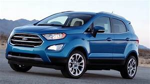 2017 Ford EcoSport - interior Exterior and Drive - YouTube