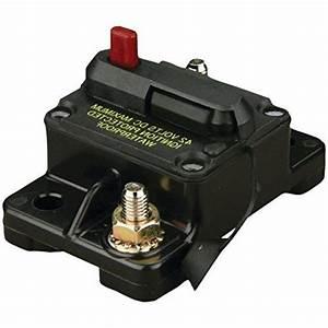 Install Bay Cb150mr Circuit Breaker 150 Amp Manual