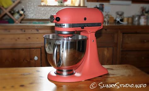 Kitchenaid Artisan Stand Mixer Review