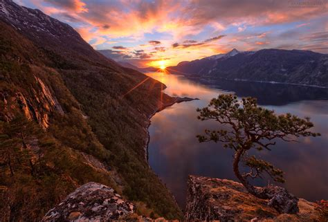 The Magic Of Norways Landscape Scene360