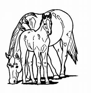Printable Horse Stencils - Cliparts.co