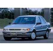Mitsubishi Lancer 13 EL Manual 1990  1993 75 Hp 4