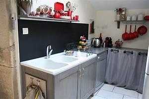 Decoration platre pour cuisine for La couleur taupe se marie avec quelle couleur 7 idees couleurs pour sa cuisine inspiration cuisine
