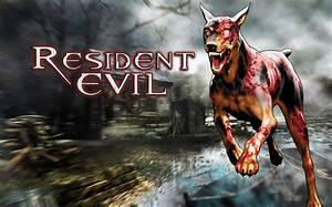 A zombie doberman has spotted you - Resident Evil & Video ...